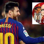 Para MisterChip Messi es el mejor jugador de todos los tiempos (VÍDEO)