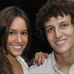 David Luiz sorprendió a su novia con una espectacular pedida de matrimonio