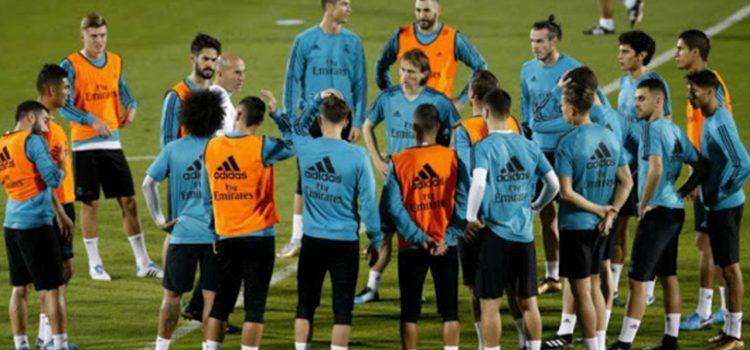 Así reacciona el vestuario del Real Madrid ante el regreso de Zidane
