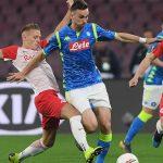 Valencia, Chelsea y Nápoles adelantan sus series en la Europa League
