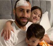 """David Ospina: """"Espero volver pronto y más fuerte que nunca"""""""