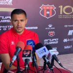 Roger Rojas califica como «frustrante» lo que pasa en la Liga