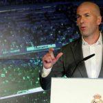 Zidane: «Estoy feliz de volver a casa»
