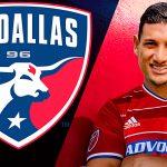 Bryan Acosta se estrena como goleador en el FC Dallas de la MLS (VÍDEO)