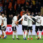Alemania se reivindica con triunfo ante Holanda en Ámsterdam