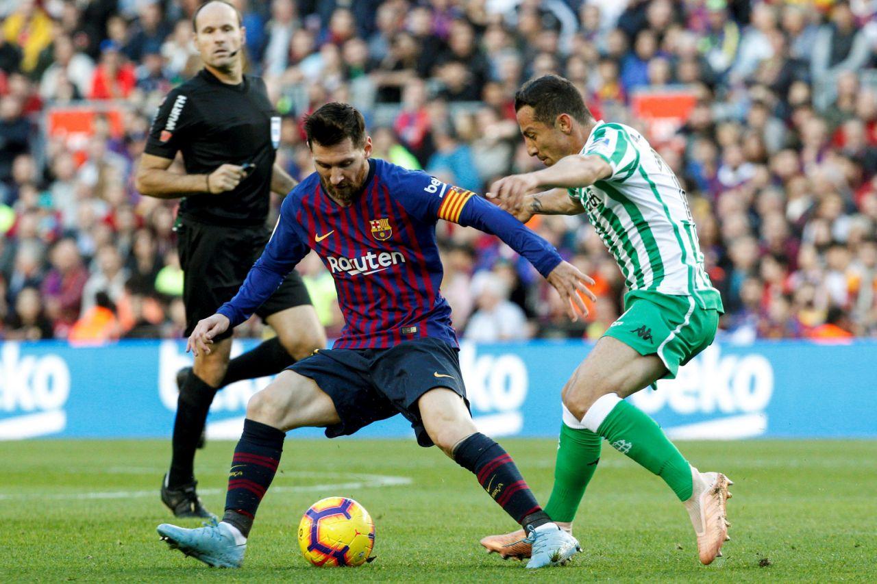 Barcelona por la revancha ante el Betis