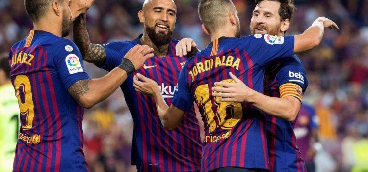 Barça se enfrenta al Rayo Vallecano por la Liga con la mente puesta en la Champions