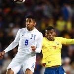 Fabián Coito debuta con Honduras con un empate ante Ecuador