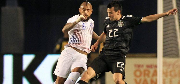 ¡Debut soñado! México golea a Chile