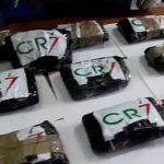 ¿Decomisan Cocaína CR7? (VÍDEO)