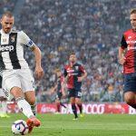 Juventus pierde el invicto en la Serie A tras derrota ante Génova