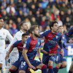 Real Madrid enfrenta al Huesca en el segundo examen de Zidane