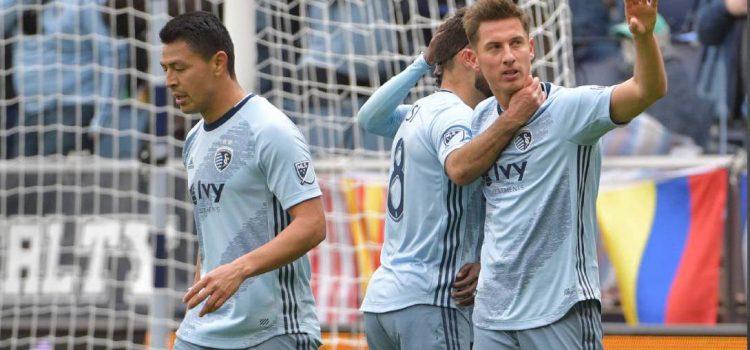Sporting Kansas City de Roger Espinoza logra una victoria récord en la MLS