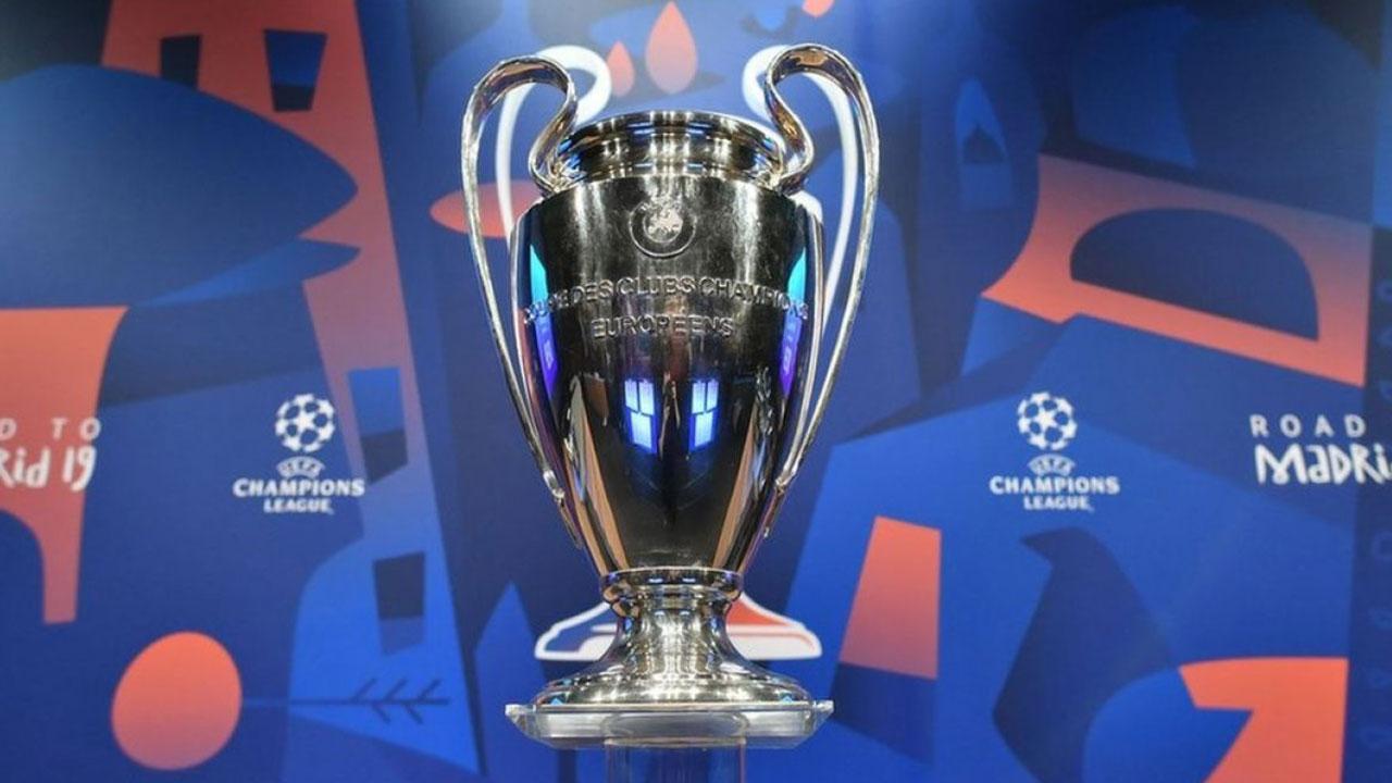 Así queda el bombo de los cuartos de final de la Champions League
