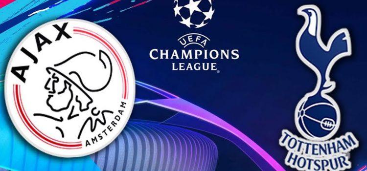 """Tottenham-Ajax: Duelo de """"sorpresas"""" por un puesto en la final"""