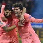 Barcelona derrota al Alavés y acaricia la liga española