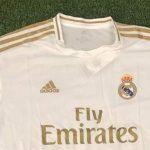 La nueva camiseta del Real Madrid para la temporada 2019-2020