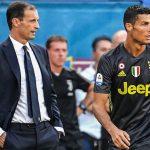 Cristiano Ronaldo entrena y jugará ante el Ajax