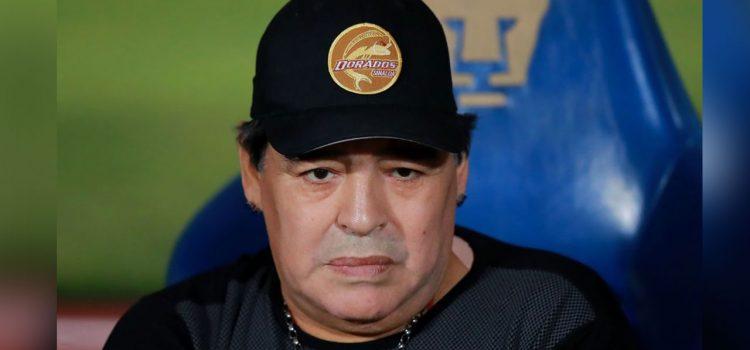 ¡Una más! Diego Maradona demandado por su exesposa