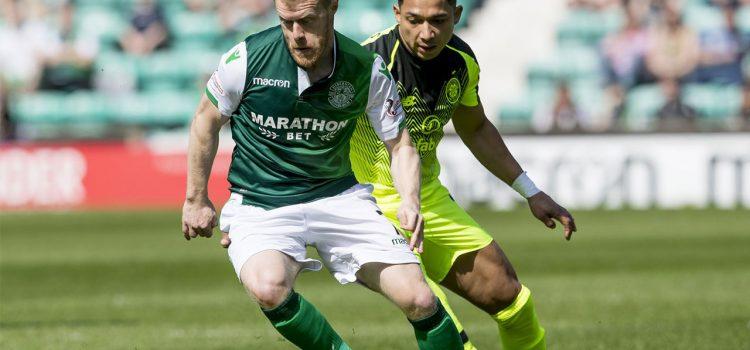 El Celtic de Emilio Izaguirre empata con Hibernian y se acerca al título