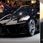 El increíble carro de lujo que habría comprado Cristiano Ronaldo: un Bugatti de 12 millones de dólares