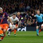 El «Kun» Agüero falla penal ante Tottenham (VÍDEO)