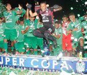Marathón es campeón de la Supercopa de Honduras