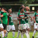 Marathón receta media docena de goles al Honduras Progreso
