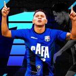 Zulia de Venezuela destaca al hondureño Bryan Moya como su goleador (VÍDEO)