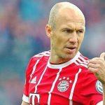 Arjen Robben duda si volverá a jugar un partido con el Bayern Múnich