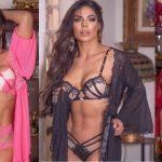 Miss BumBum Suzy Cortez enciende la redes al modelar sexy lencería
