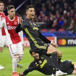La Juventus de Cristiano Ronaldo buscará el pase a semifinales ante Ajax