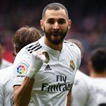 Real Madrid vuelve al triunfo con triplete de Benzema