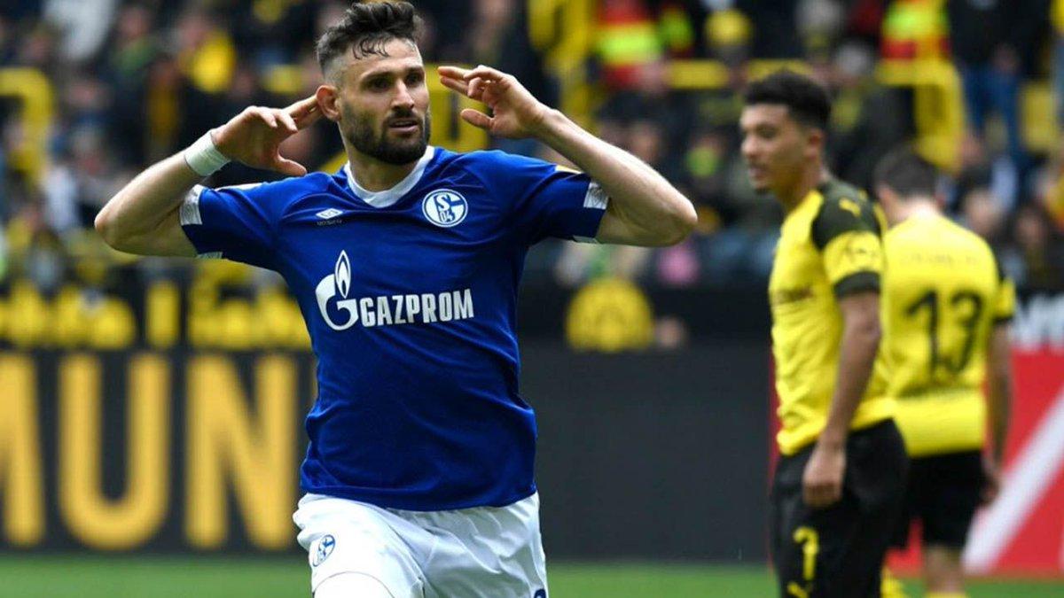 Borussia Dortmund pierde contra el Schalke y se aleja del título (VÍDEO)