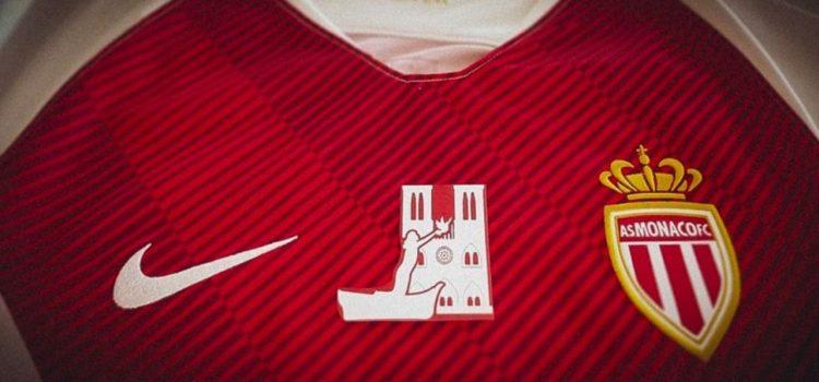 PSG y Mónaco utilizarán camisetas especiales por incendio de Notre-Dame