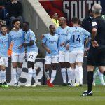 Manchester City vence al Crystal Palace y presiona al Liverpool