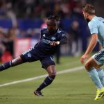 Alberth Elis anota pero el Houston Dynamo pierde ante Los Ángeles Galaxy (VÍDEO)