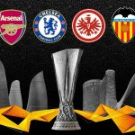 Semifinales de Europa League: Arsenal-Valencia y Eintracht-Chelsea