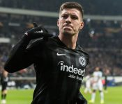 Eintracht Frankfurt compró a Luka Jovic, objetivo del Barcelona y Real Madrid