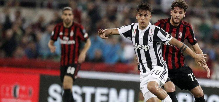 Juventus roza el título en Italia tras remontar al Milan