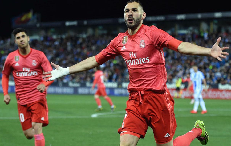 Benzema salva del ridículo al Real Madrid frente al Leganés