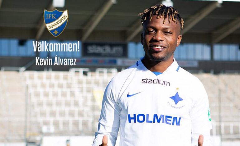 Kevin Álvarez ya puede jugar con el primer equipo IFK Norrköping