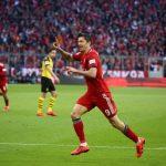 Bayern Múnich golea al Borussia Dortmund en el clásico alemán
