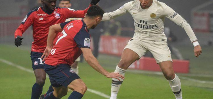 El Lille humilla al PSG
