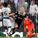 Ajax recibe al Tottenham que busca la hazaña