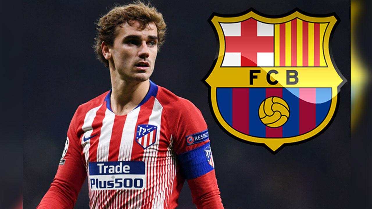 L'Équipe revela las cifras del contrato de Griezmann con el Barca