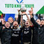 El Ajax es campeón de la Copa de Holanda