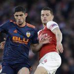 Arsenal derrota al Valencia y se acerca a la final de la Europa League