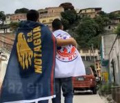 Policía de Honduras lanza campaña para promover la paz en la final entre Olimpia y Motagua