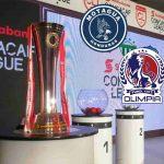 Motagua, Olimpia y Marathón conocen rivales de Concacaf